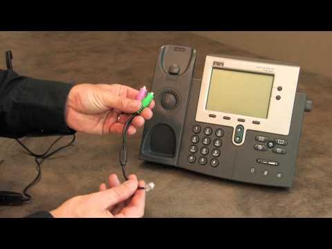 Cisco Headset Adapter | PC Headset Adapter for Cisco IP Phones