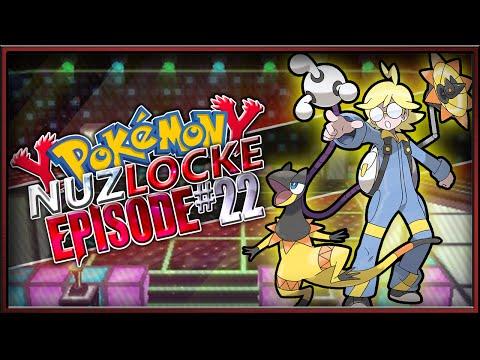 Pokémon Y: Nuzlocke Walkthrough - Episode 22 -
