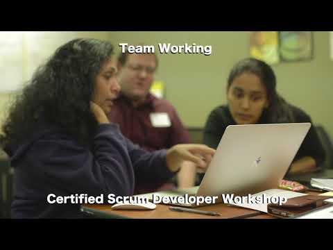 Certified Scrum Developer Workshop