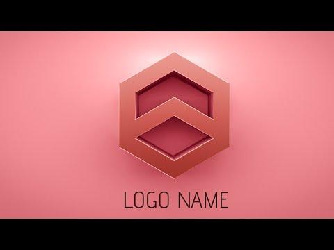 Photoshop Tutorial | How to make 3D Logo Design