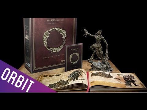Elder Scrolls Online | Whats in the Imperial Edition?