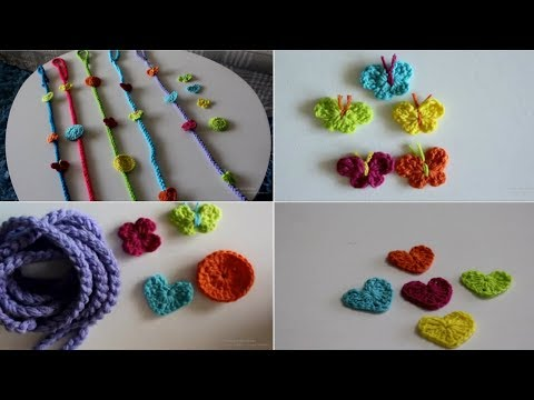 DIY Crochet Curtain With Me!  Video #6 and  Last:  Crochet rope how to and units assembly