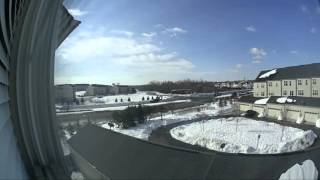 snowmageddon 2016 time lapse  D.C. NOVA