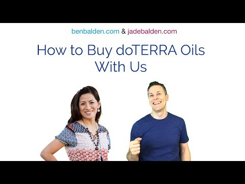 Open a doTERRA Wholesale Account With Me