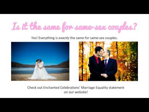 How to Apply for a Marriage License in NJ