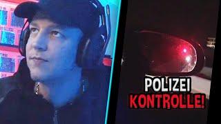 Polizeikontrolle nur für ein FOTO? 😂 MontanaBlack Realtalk