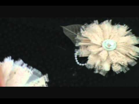 Cream Flower Tutorial