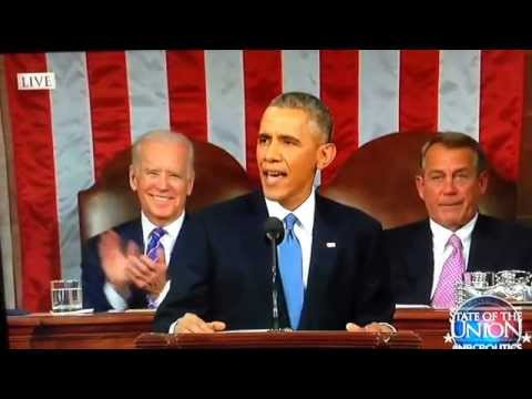 Reaction to gay marriage in Obama's 2015 State of the Union