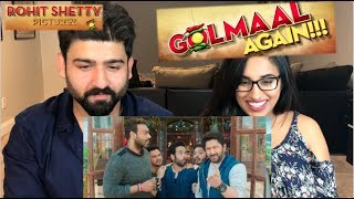 Golmaal Again Trailer Reaction | Ajay Devgn, Tabu, Rohit Shetty |RajDeep|