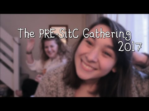 The PRE-SitC gathering 2017