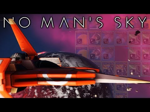BUILDING THE ULTIMATE FIGHTER 2/2 S CLASS 38 SLOT in No Man's Sky