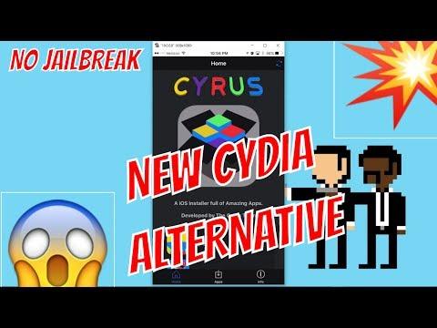 💥 New Cydia Alternative - Cyrus Installer For iOS