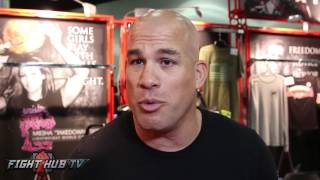 Tito Ortiz bet 50k that Ronda Rousey would lose