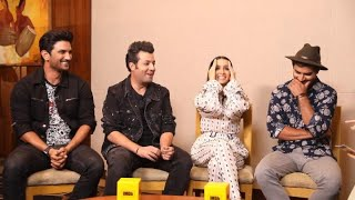 The Cast of Chhichhore Gets Quizzed on Their IMDb Filmmography