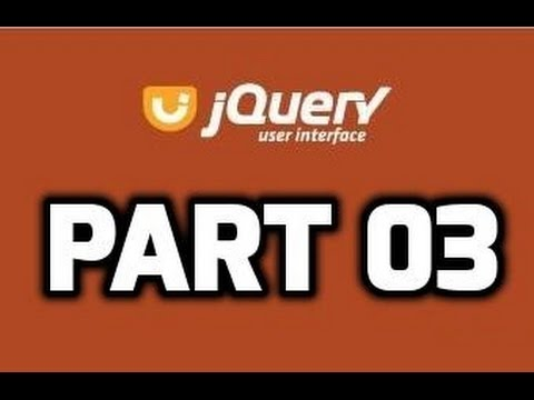 jQuery UI Accordion Widget - Learn To Use jQuery UI Widgets - Part 03