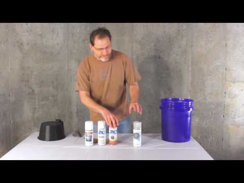 How to Paint a Plastic Bucket
