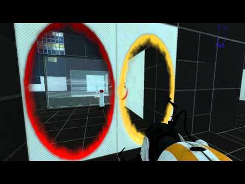 Portal 2 Co-op #1 Ny serie!