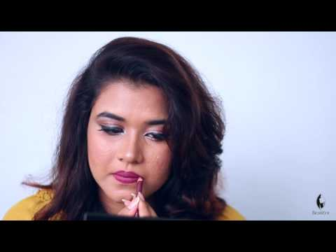 How to Apply Lipstick | Beginners' Lipsticks Tutorial in Hindi