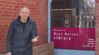 Green Party Candidate Peter Banks Challenges County Council Plans To Diminish Essex Libraries