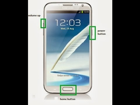 Exclusive! How To Unlock Pattern lock of any samsung Android Mobile | Note 2 | Note 3 | Hard reset