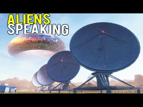 THE ALIENS ARE TALKING TO US! THIS IS WHAT ALIENS SOUND LIKE? - SETI Signal Simulator Gameplay