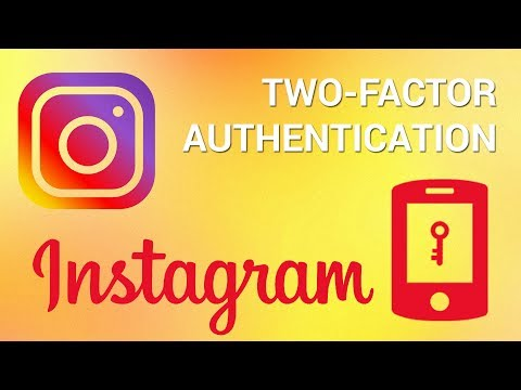 How to set up two-factor Authentication for Instagram (iOS)