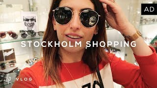 SHOPPING IN STOCKHOLM WITH ANNA | Lily Pebbles