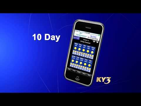 KY3 Weather Mobile App