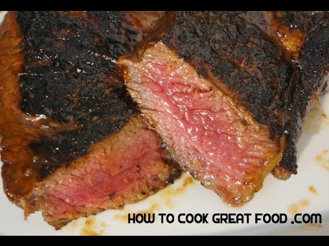 The Best Way to Tenderize Meat - BBQ Steak Marinade - Beef Lamb Chicken Tenderizing