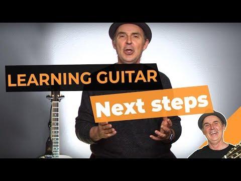 Next Steps to Learning Guitar   Lesson #12 Beginner Guitar for Grownups