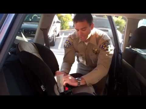 New California child safety seat law