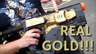 Ecouter et télécharger CALL OF DUTY WW2 NERF WAR CHALLENGE // WORLDS  SMALLEST NERF GUN VS WORLDS ...