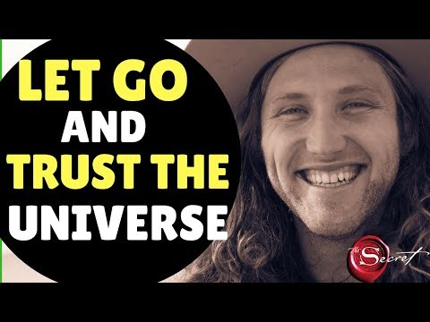 Law of Attraction: How to LET GO, Surrender, And TRUST THE UNIVERSE | Letting Go, Explained!
