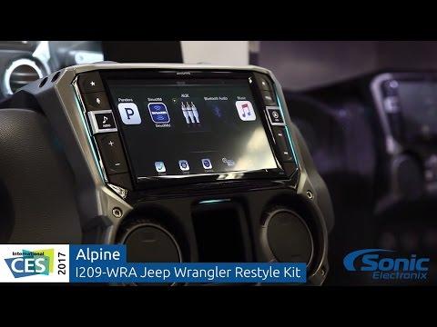 Alpine I209-WRA 9