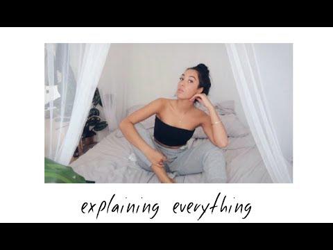 explaining everything ♡