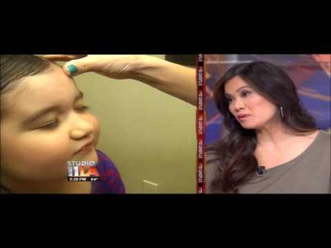 Dr. Sandra Lee Discusses Dermatomyositis on KTTV   (12/06/12)