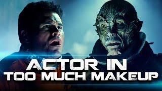 Movie Make-Up Makes Acting Hard