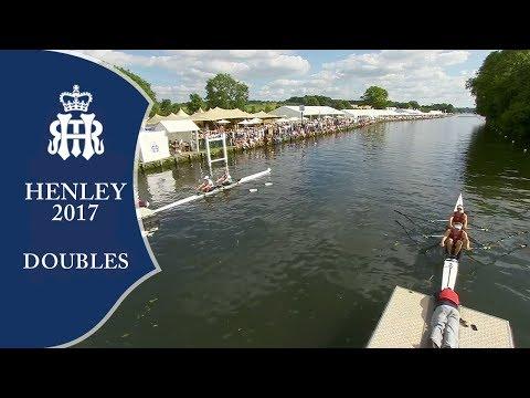 Steinhübel & Rommelmann v Storey & Harris - Doubles | Henley 2017 Semi-Finals