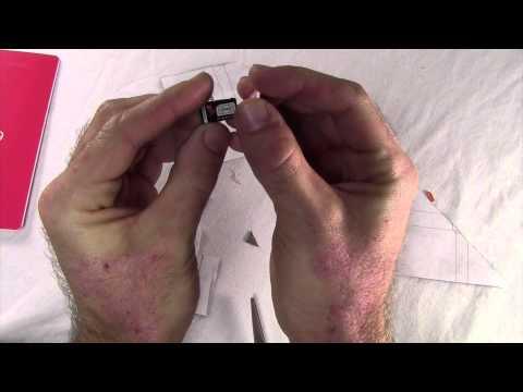 How to Convert a Micro SIM to a Nano SIM card