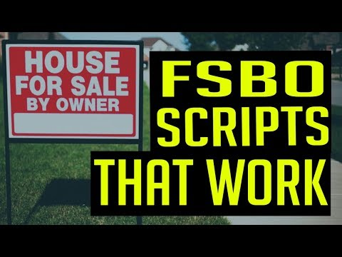 FSBO Scripts, Prospecting, and Listing Presentation (Step-By-Step)