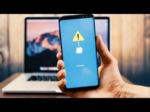 Desbloquear Samsung Galaxy S8 - Código de Seguridad y Liberar Red | Paso a Paso!