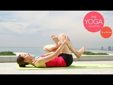 Pulled Hamstring Recovery | The Yoga Solution With Tara Stiles