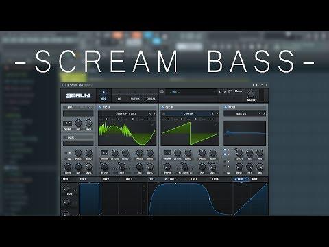 Dubstep Scream Bass - Serum Tutorial