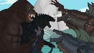 King Kong vs. Godzilla 5 - Zilla