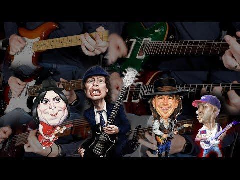 A History of Rock 'n Roll Guitar Tones