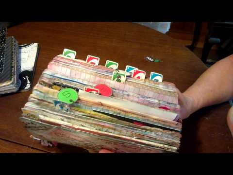 Composition NotebooksJunk Journal Flip by Zedlitz