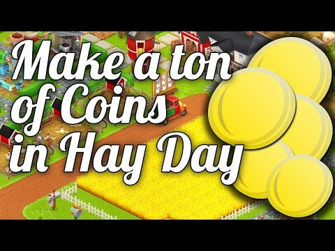 Hay Day Guide - How to make money in Hay Day!