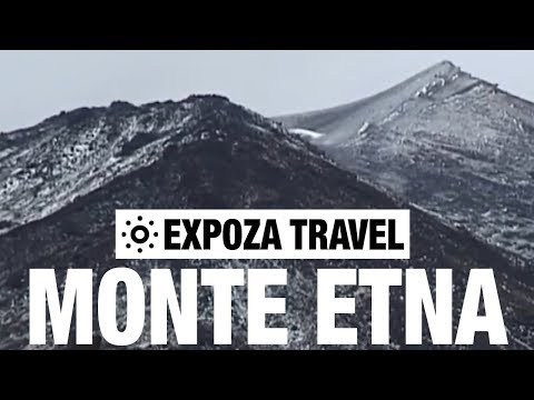 Monte Etna (Italy) Vacation Travel Video Guide