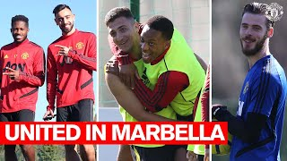 United in Marbella | Warm Weather Training | Manchester United