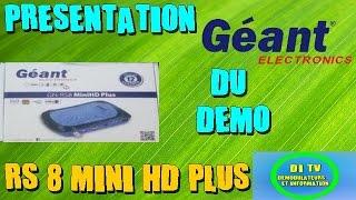 GEANT 2.24 PLUS MISE JOUR HD GRATUIT TÉLÉCHARGER MINI A RS8